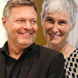 Robert Habeck und Frau Andrea Paluch