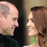 """Prinz William & Herzogin Kate: Wie """"verliebte Kinder"""": Bei ihnen fliegen die Funken"""