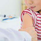 Impfung Junge