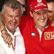"""Michael Schumacher - Willi Weber: """"Er war der Sohn, den ich nie hatte"""""""