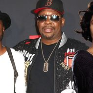 Bobby Brown und Bobby Brown Jr., Whitney Houston