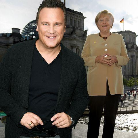 "Guido Maria Kretschmer: ""Ich wünsche Angela Merkel, dass sie zukünftig Dekolleté tragen kann"""