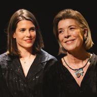 Caroline von Hannover & Charlotte Casiraghi: Mutter und Tochter im Partnerlook