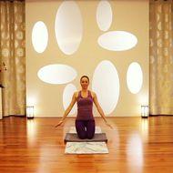 Kate Hall: Yoga zum Abnehmen
