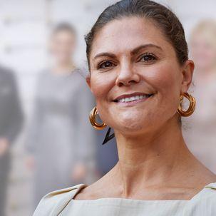 Victoria von Schweden: In Italien wird zur glitzernden Kronprinzessin