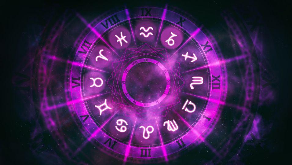 Die Sternzeichen im Jahreskreis