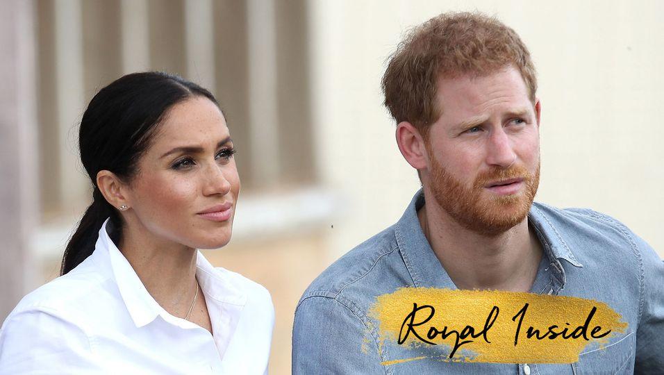 Prinz Harry & Herzogin Meghan - Mit William & der Queen verscherzt – Rückkehr ausgeschlossen!