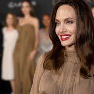 Angelina Jolie - Red-Carpet-Auftritt mit ihren fünf Kids! Und Tochter Shiloh (15) stiehlt allen die Show!