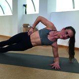 Gesundes Sixpack-Workout mit Physiotherapeutin Rieke