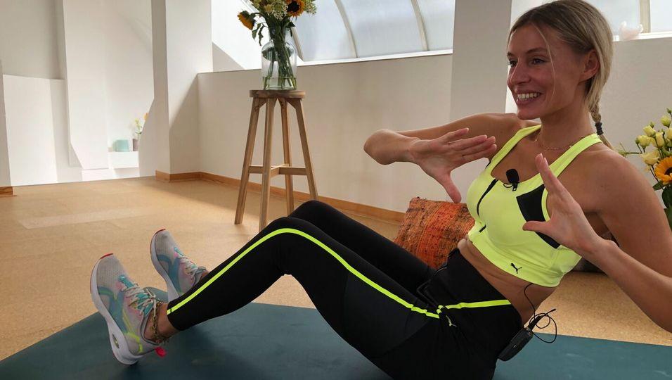16 Übungen für die schrägen Bauchmuskeln: Bauchspeck-Workout mit LeaLigt