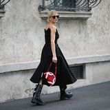 Bag Boots: Dieser Trend ist Caro Daurs Lieblingsschuh