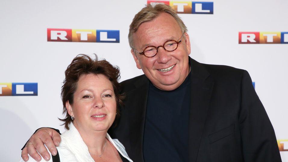 Bernd Stelter und seine Frau Anke