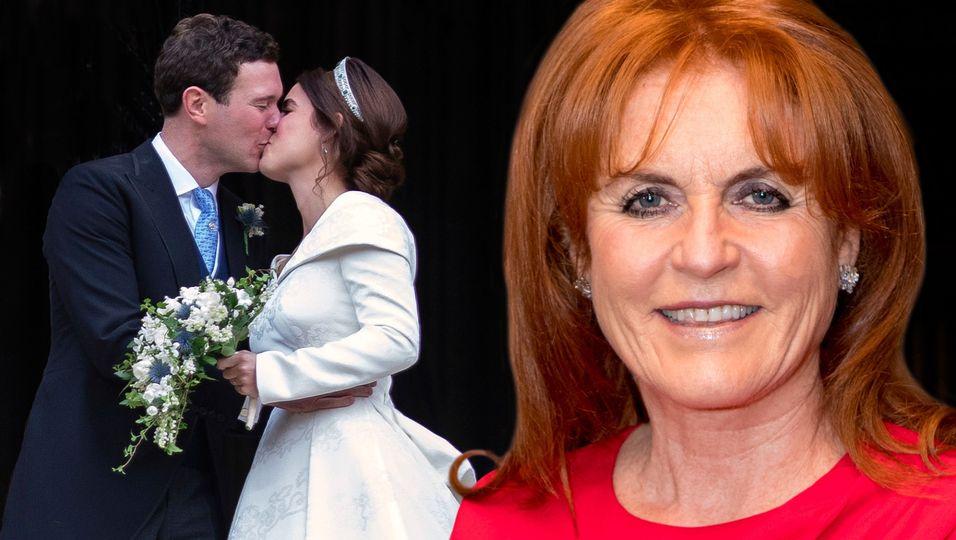 Die Herzogin im Exklusiv-Interview: So war Eugenies Hochzeit!