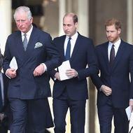 """Prinz William & Prinz Harry & Prinz Charles - Sie ist der """"Puffer"""" zwischen ihnen und Charles"""