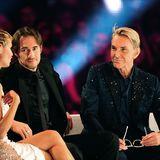 Sie waren das Dream-Team der letzten Staffel und machen weiter: Heidi Klum, Thomas Hayo und Wolfgang Joop.