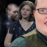 Totalveränderung: Tochter Helen trägt nun Glatze