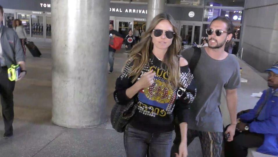 Heidi Klum - Erstes Selfie nach dem Liebesurlaub mit Tom! Und sie ist kaum wiederzuerkennen