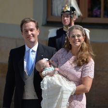 Prinzessin Leonore Highlights ihrer Taufe