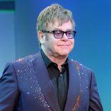 """Elton John - Popstar erhält ersten """"Brit Icon Award"""""""