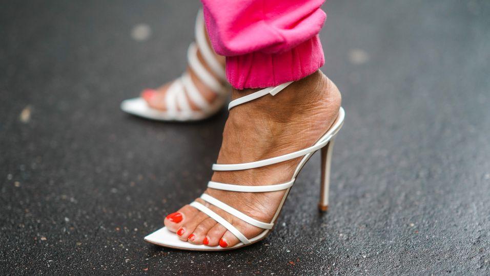Ohne diese 5 Sandalen starten wir nicht in den Frühling