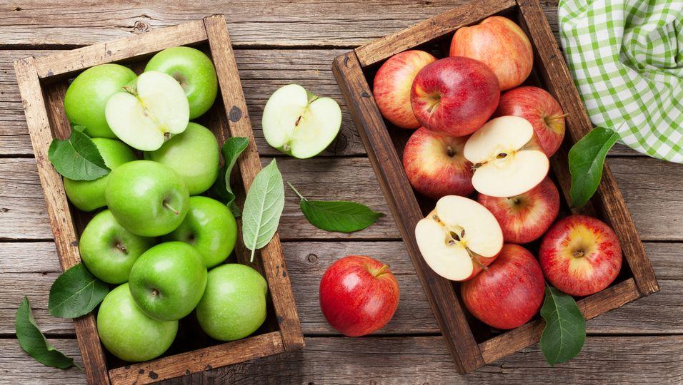 Äpfel | Diese Apfelsorten eignen sich zum Backen