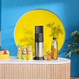 Jetzt gewinnen: Die neuen Lipton Eistee-Sirups von SodaStream