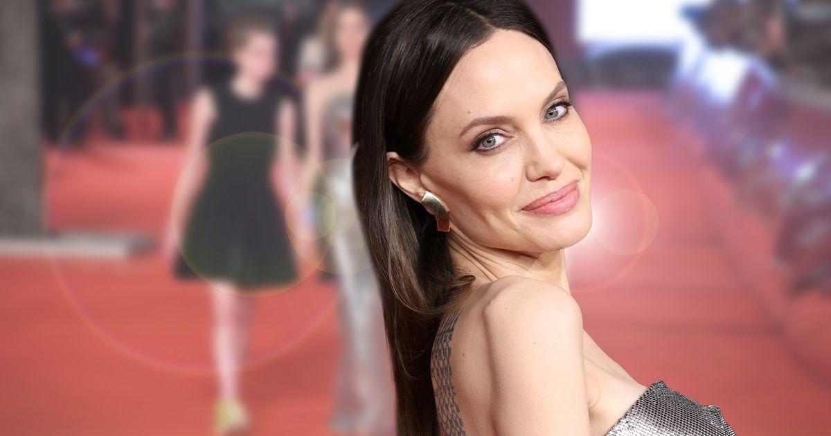"""Angelina Jolie: """"Dafür wird jemand gefeuert"""": Das Netz lästert über Extensions-Malheur"""