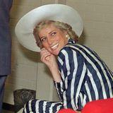 Prinzessin Diana im Januar 1988 in Melbourne