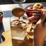 Den Dalgona-Kaffee gibt es auch in einer Winterversion!