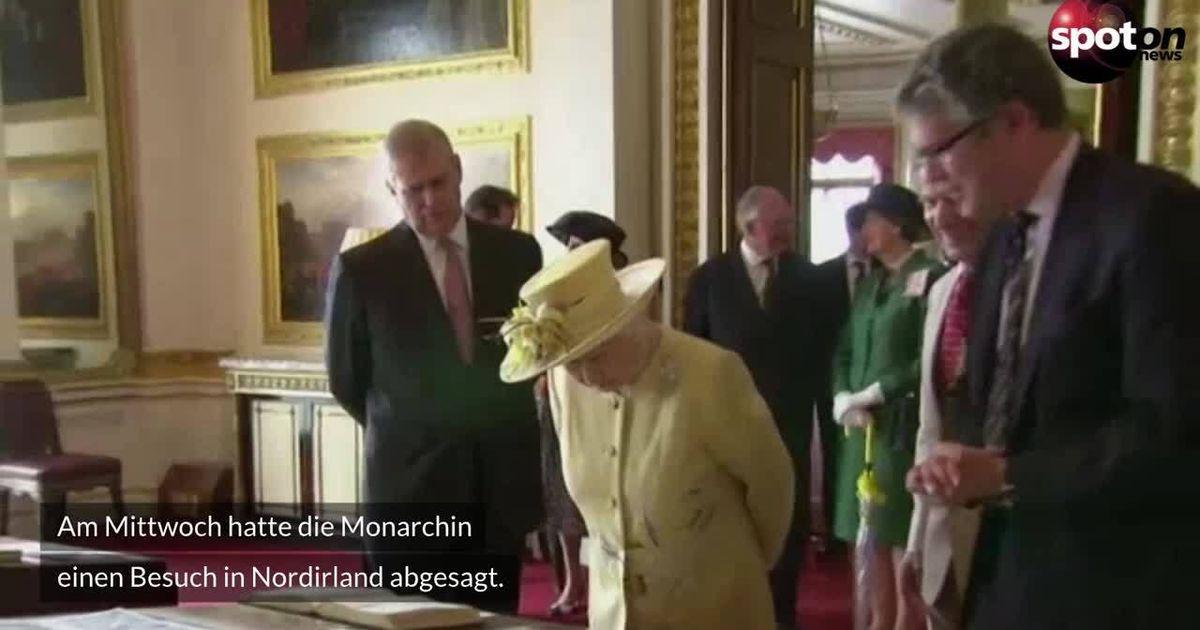 Queen Elizabeth II.: Wieder Sorgen um die Monarchin! Sie sagt nächste Reise ab