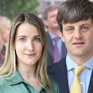 Ernst August jr. & Ekaterina von Hannover: Überraschung, das Baby ist da! Hier strahlen die frischgebackenen Eltern