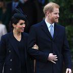 Harry und Meghan feiern womöglich Weihnachten in England