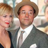 Anna Loos und Jan-Josef Liefers