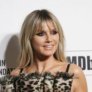 """Heidi Klum: Ganz schön makaber: Hier posiert sie auf Toms """"Grabstein"""""""