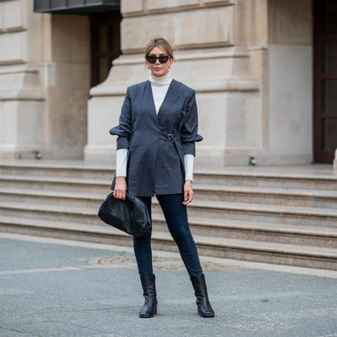 Von wegen out: So sind Skinny Jeans auch 2021 wieder beliebt