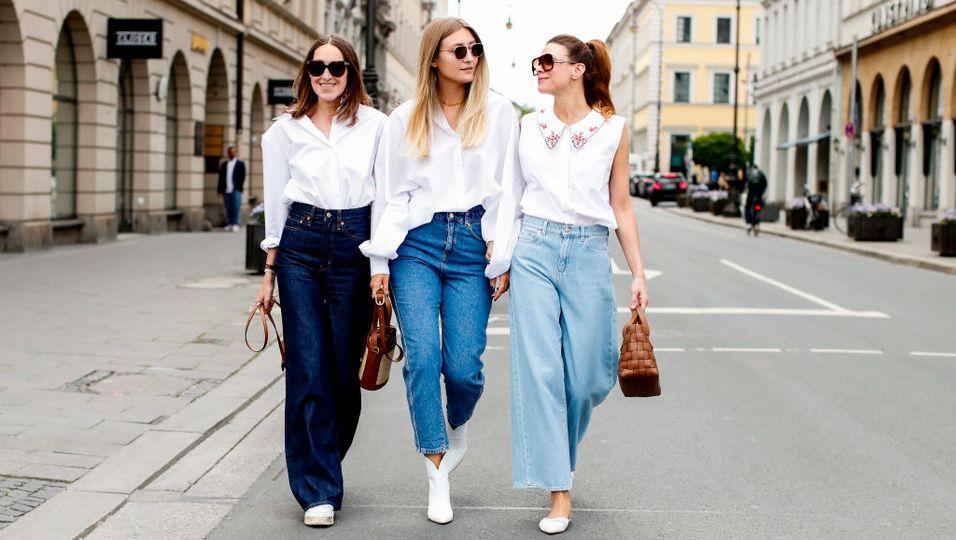 Diese H&M-Jeans lässt uns optisch schlanker wirken