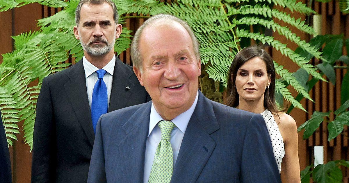 Kommentar: Juan Carlos von Spanien beschämt wieder das Königshaus