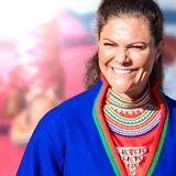 Victoria von Schweden: Farbenfroh in Royalblau - doch alle schauen nur auf die Schuhe!