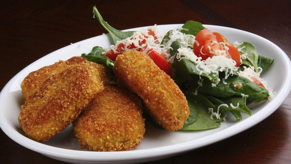 Tofu-Nuggets | Vegetarische Leckerei knusprig zubereiten