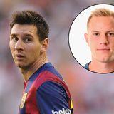 Lionel Messi | Marc-André ter Stegen hält ihn für ganz normal