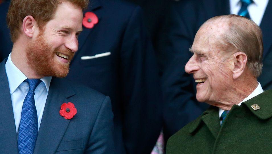 Unglaubliche Ähnlichkeiten: Die Prinzen verbindet mehr als man glaubt