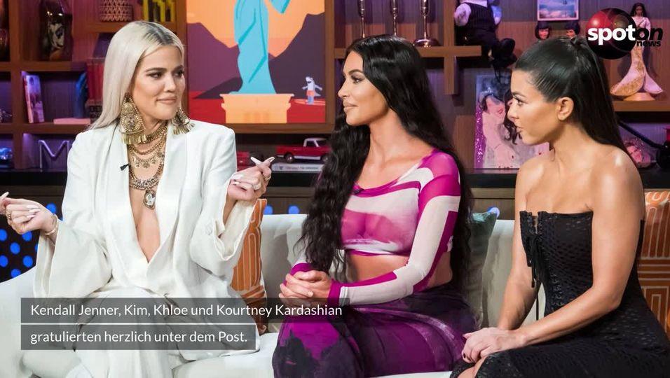 Süße Verkündung: Kylie Jenner bestätigt Schwangerschaft
