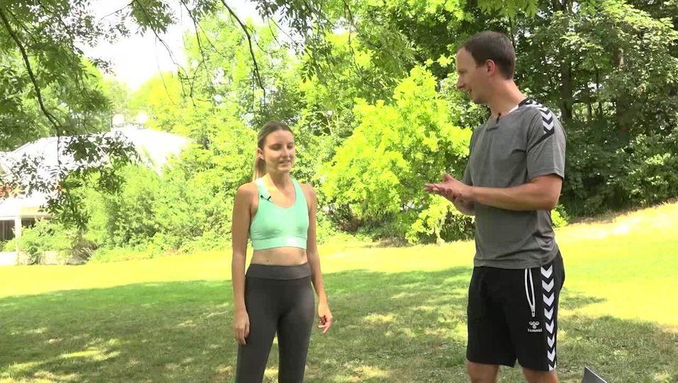 Express Po-Workout mit Michael Limmer