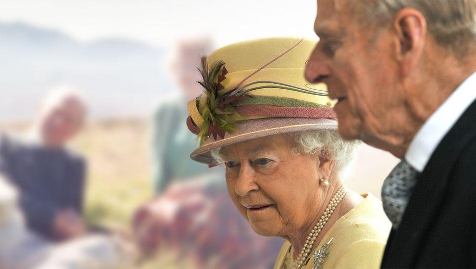 Herzzerreißend: Sie teilt ihr Lieblingsbild von sich und Prinz Philip