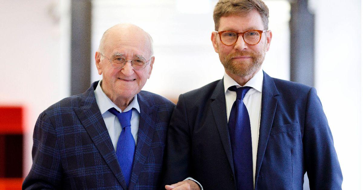 Alfred Biolek (†87): Adoptivsohn Scott Biolek-Ritchie spricht exklusiv in BUNTE