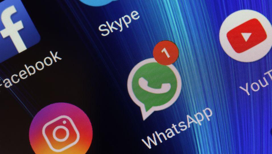 WhatsApp-Kettenbrief versetzt Schüler in Panik.