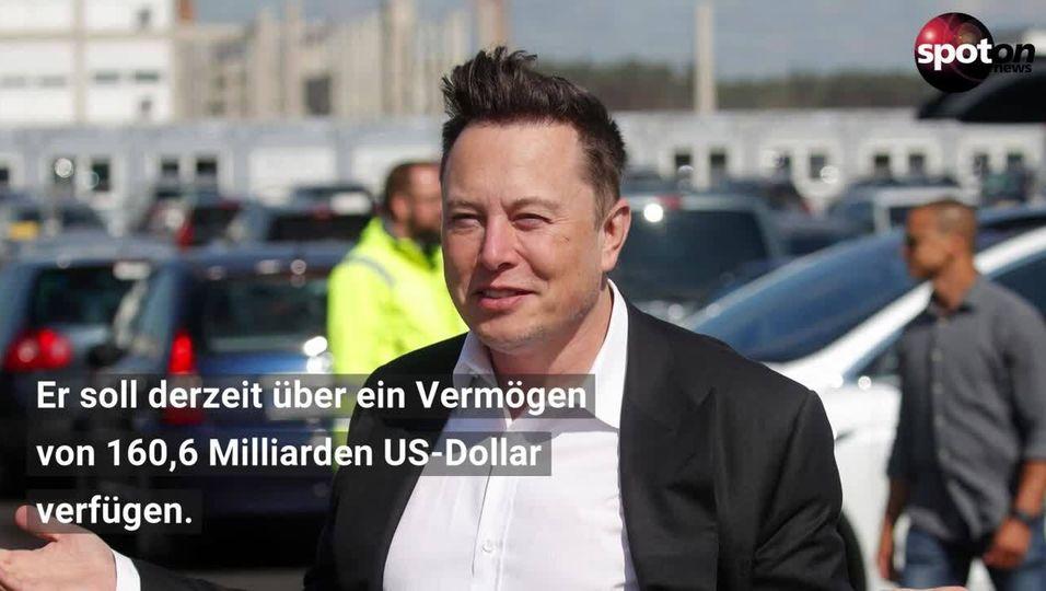 Absturz im Superreichen-Ranking: Ist Elon Musk jetzt etwa arm?