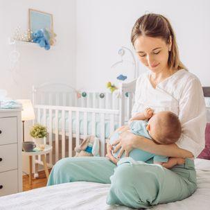 veraltete Regeln für Mütter mit Babys