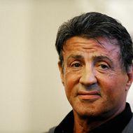 Sylvester Stallone bei einem Auftritt