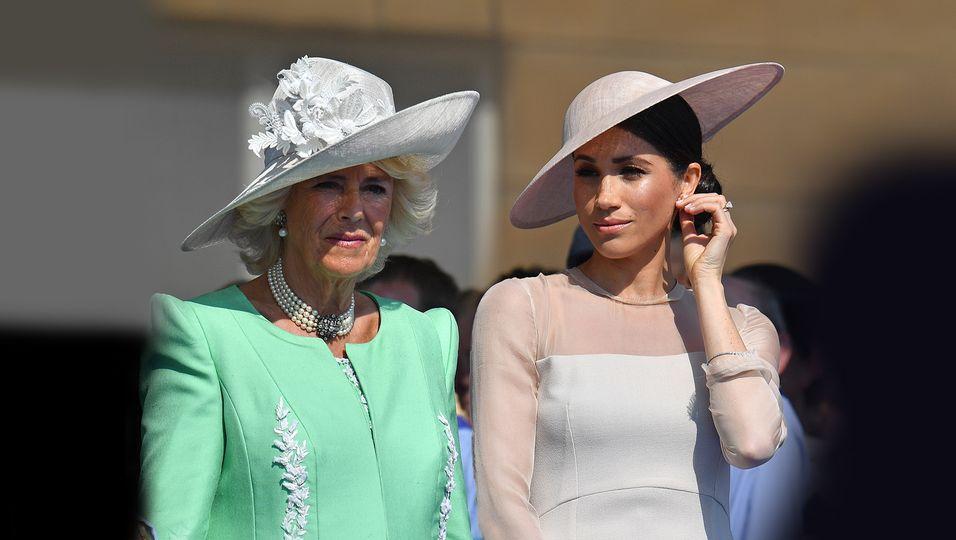 Meghan Markle und Herzogin Camilla